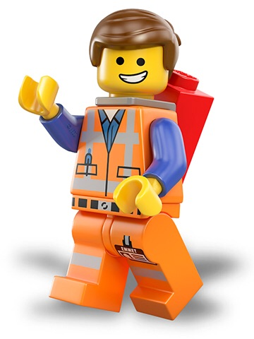 Emmet Brickowski | The LEGO Movie Wiki | FANDOM powered by ...
