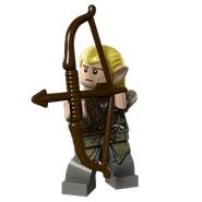Legolas CGI
