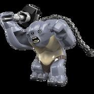 Cave Troll CGI