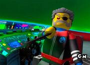 Captain Ace Speedman