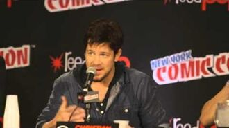 NYCC Christian Kane - Season 2 The Librarians TNT