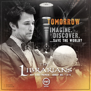 The Librarians tomorrow premiere poster