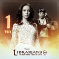 The Librarians one week poster.png
