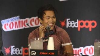 NYCC John Kim - Criminal The Librarians TNT