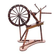 Spinning Wheel of Clotho