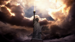 Wikia Lib - Statue of Liberty storm breaker
