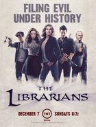 The Librarians season 1 poster