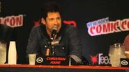 NYCC Christian Kane - Album The Librarians TNT