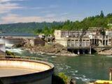 Collins Falls Dam