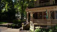 Wexler fraternity house