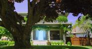 New Weedon House Back Door