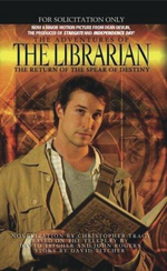 The Adventures of the Librarian Quest for the Spear