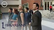 Stranger Than Fiction The Librarians TNT