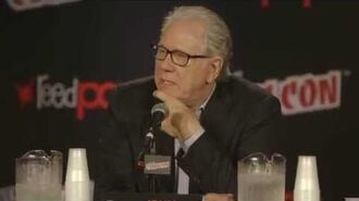 NYCC John Larroquette - Science & Magic The Librarians TNT