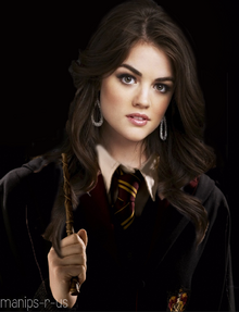 Mary macdonald portrayed by Lucy Hale