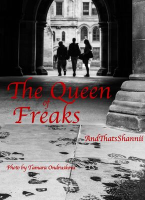 The Queen of Freaks Small Cover