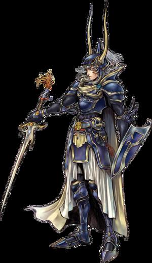 348px-Dissidia Warrior of Light
