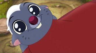 The Lion Guard Baby Bunga & Utamu Song