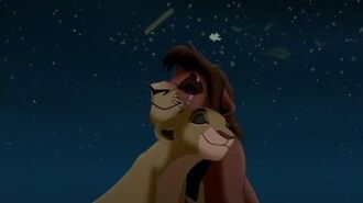 The Lion King 2 - Love will find a way (Russian version)