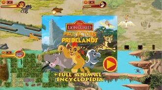 Protectors of the Pridelands - All Games All Animals Rescued!