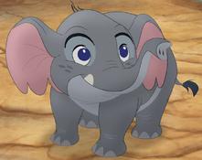 Mtoto Elephant