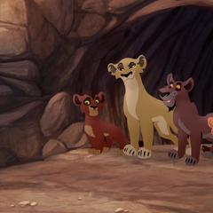 Зира и её дети