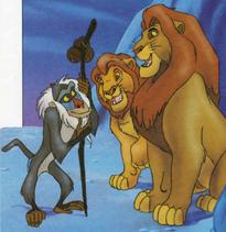 Ahadi and Rafiki