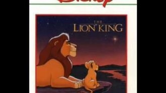 Lion King The Brightest Star