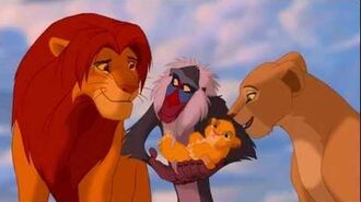 The Lion King- Ending HD