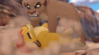 Витани Нападает На Кайона l Львиная Гвардия l Vitany vs Kion l The Lion Guard