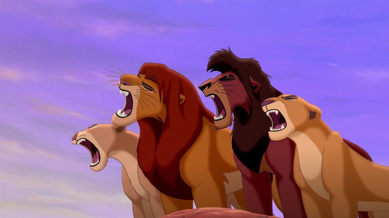 The lion king ii: гордость симбы через торрент.