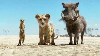Песня Хакуна Матата l Только Аудио l l The Lion King 2019 I Hakuna Matata (Russian)