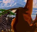 Животные из Земель Прайда