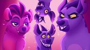 Lion Guard The Worst Hyena We Know Rescue in the Outlands Song HD Clip