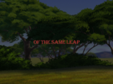 Of the Same Leap (Story)