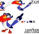 Zazu (Kopa's Story Comic)