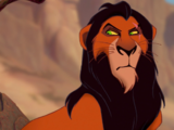 Scar (Relatives of the King)