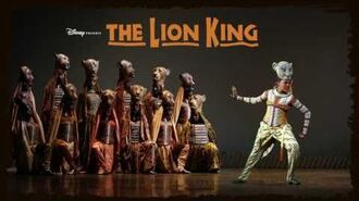 Shadowland (Instrumental) - The Lion King Musical
