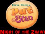 Timon, Pumbaa, Pat and Stan: Night of the Zimwi (Chapter 2)