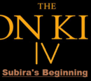 The Lion King IV: Subira's Beginning (Chapter 1)