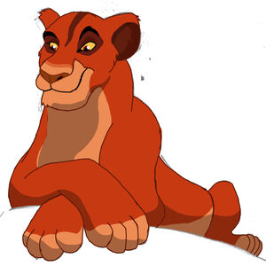 Uru (Relatives of the King) | The Lion King Fanon Wiki ...