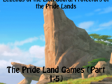 The Pride Land Games
