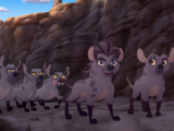 Jasiri's Clan (The Lion King: Revisited)