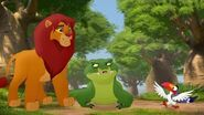 Lion Guard Everyone is Welcome song The Savannah Summit HD Clip