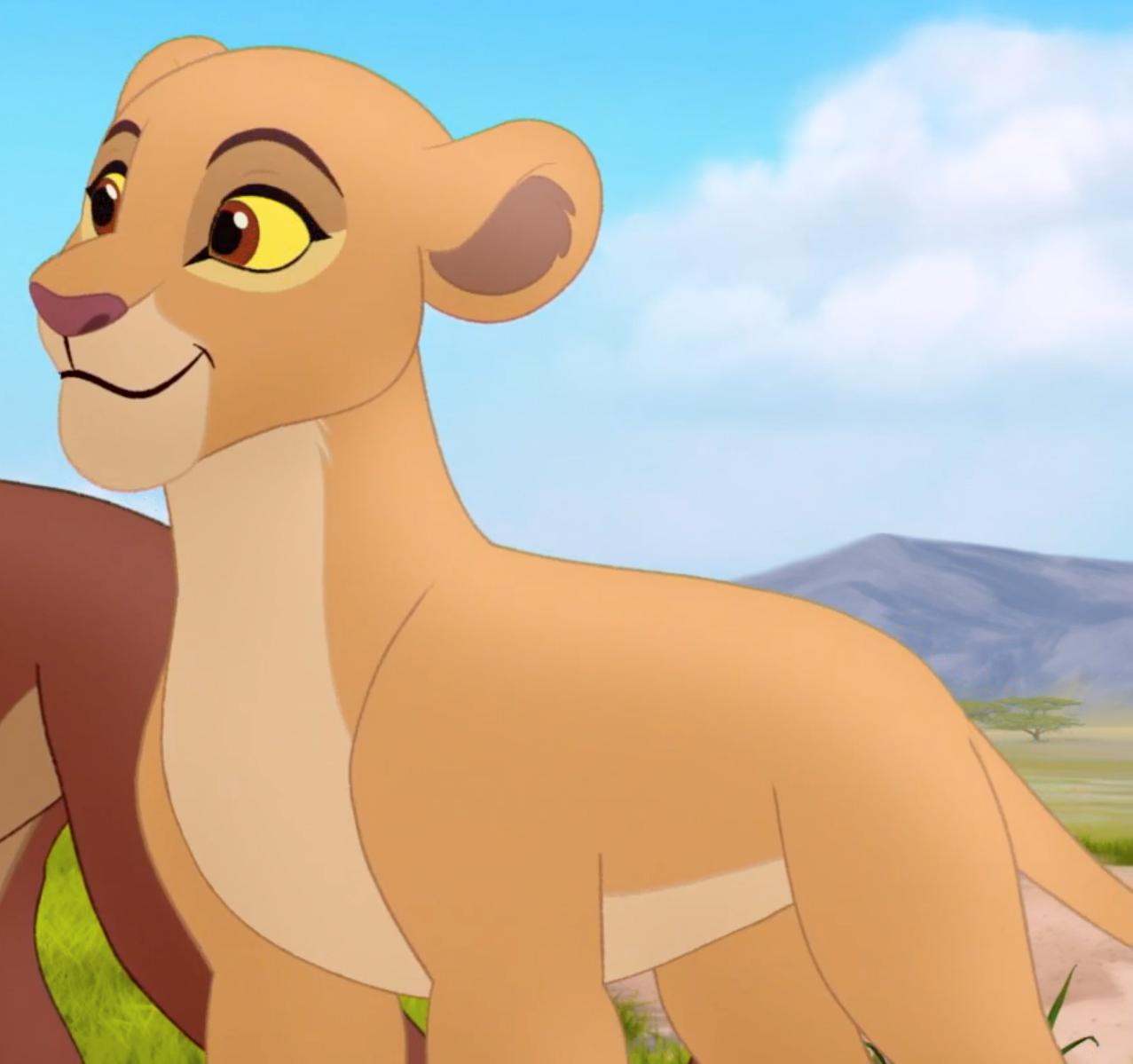 Kiara (The Lion King: Revisited) | The Lion King Fanon