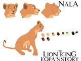 Nala (Kopa's Story Comic)
