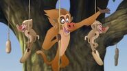 Lion Guard The Traveling Baboon Show Song HD Clip