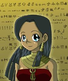 Ishizu by voodoodollmaster