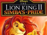 Canon Characters/The Lion King II