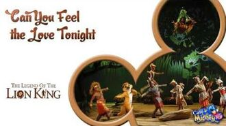 The Legend of the Lion King - Can You Feel the Love Tonight (2)
